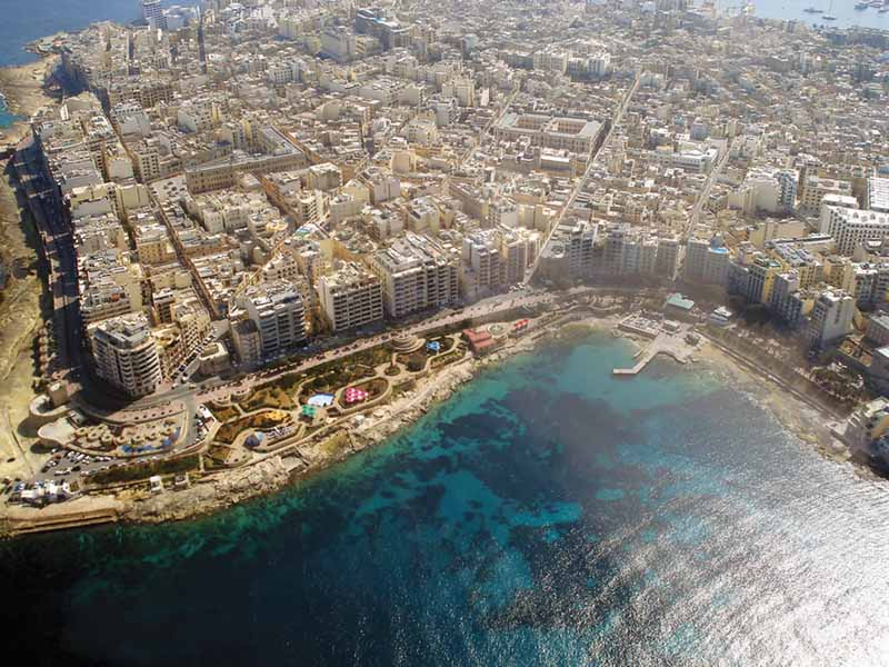 Sliema and Sliema Weddings Malta | Pearl Wedding Planner Malta