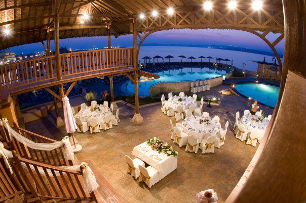 Exotic Pool Club Malta Wedding Venue