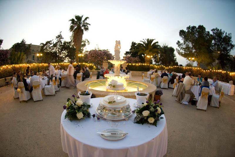 Serenity Garden Malta Wedding Venue