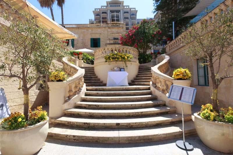 Villa St Julians Malta