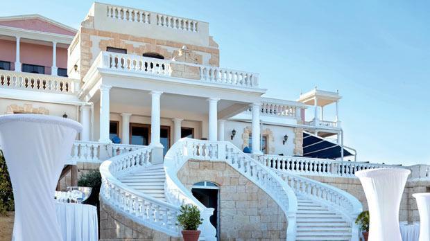 Villa Mediterranea Malta Wedding Venue