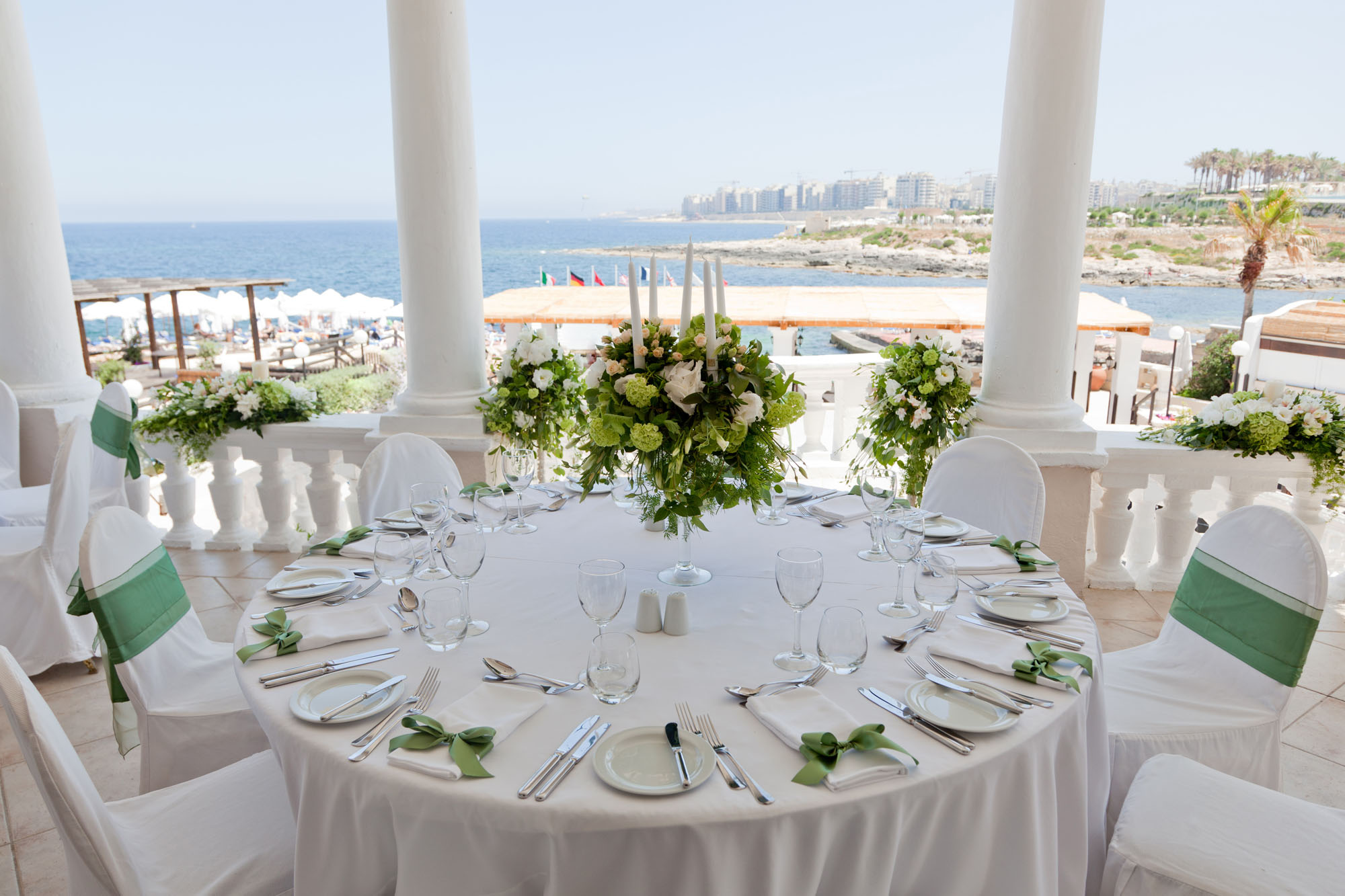 Villa Mediterranea Malta Wedding Venue